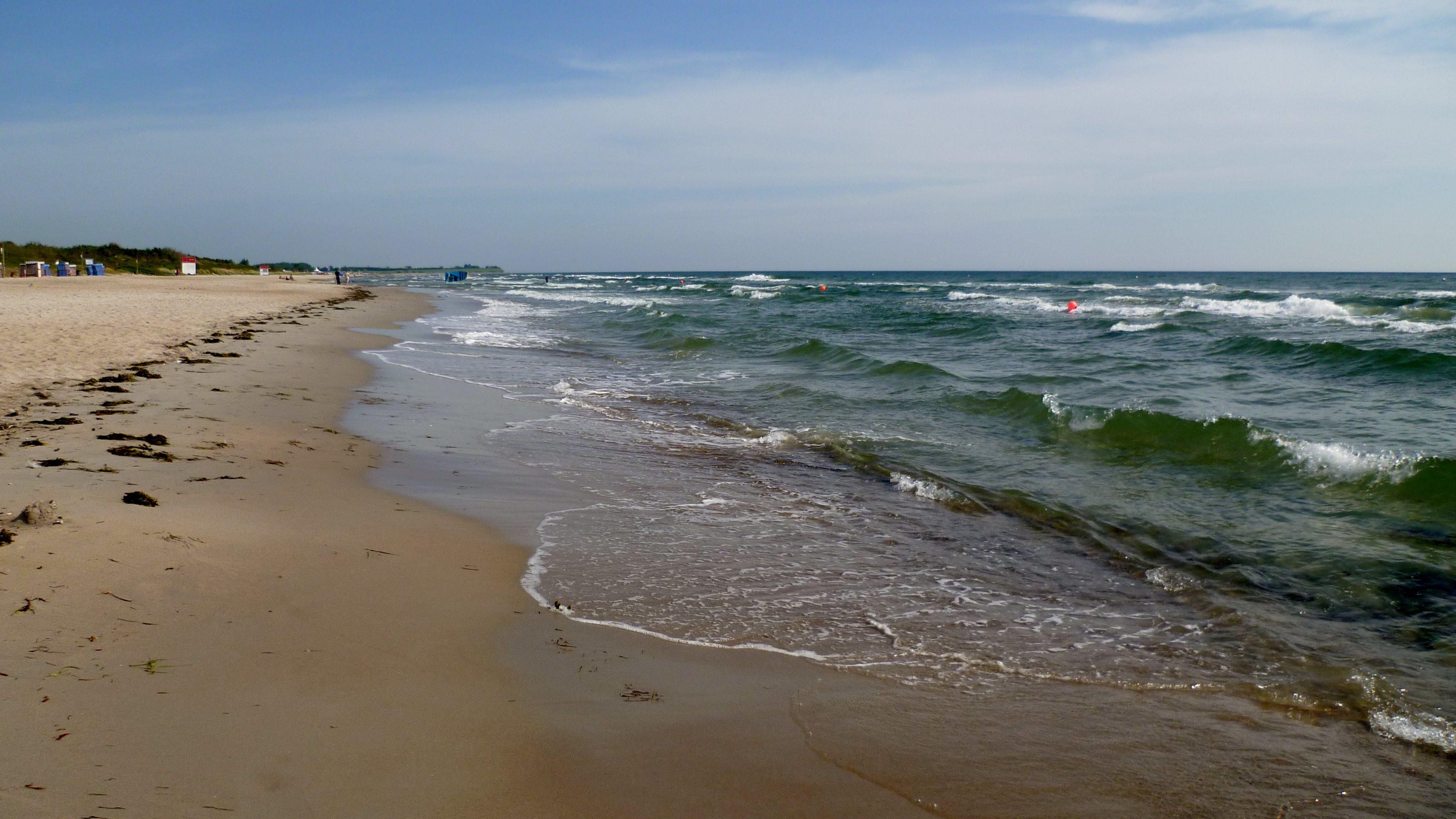 Behindertengerechte Ferienwohnung  Strand
